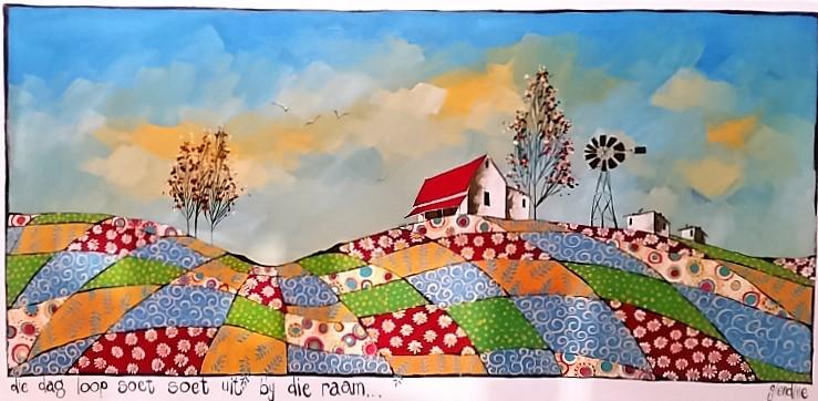 glendine--quilt-landscape