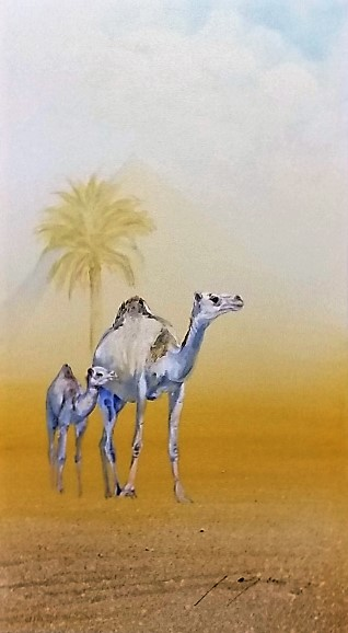 jacques--two-camels