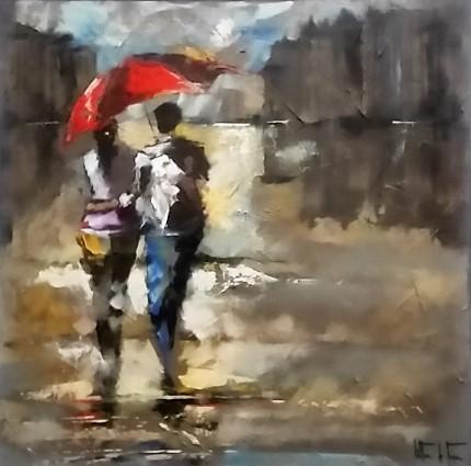 lotter-de-jager--couple-in-rain