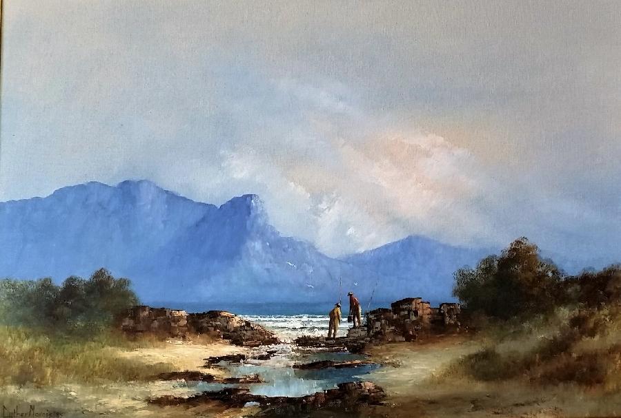 luther-marais--two-fishermen