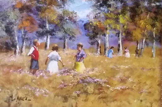 pieter-millard--children-in-the-field