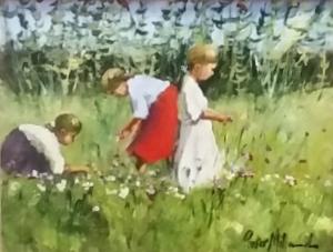 pieter-millard--girl-with-red-skirt