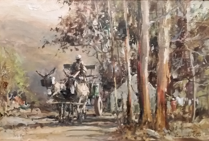 christiaan-nice--donkey-cart