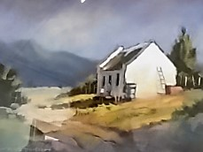 marc-poisson--cottage-with-ladder