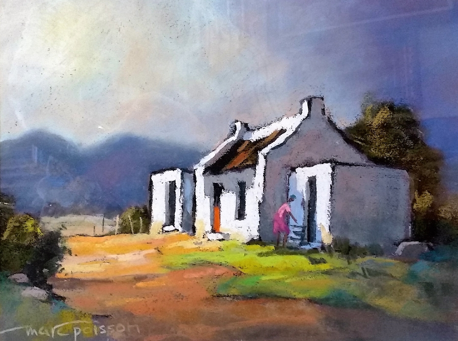marc-poisson--cottage-and-pink-figure