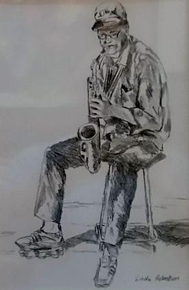 linda-robertson--saxaphone-player