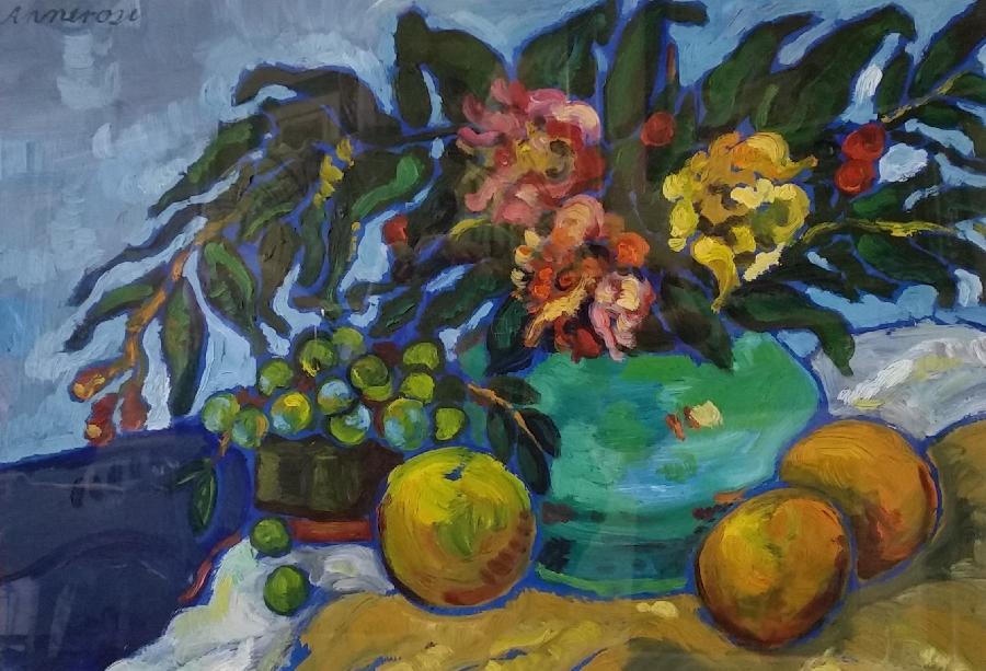 anne-rose--three-lemons