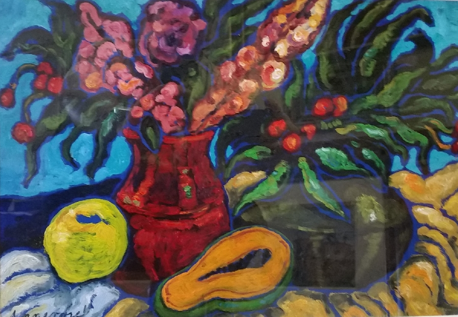 anne-rose--vase-with-flowers