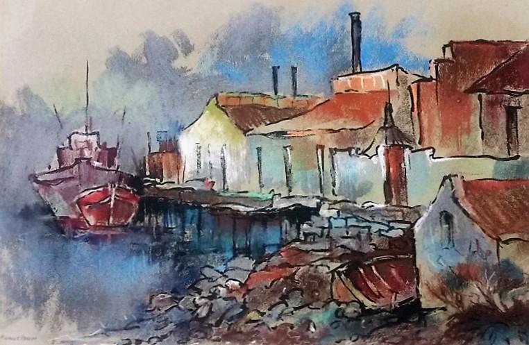 kobus-louw--harbour-scene