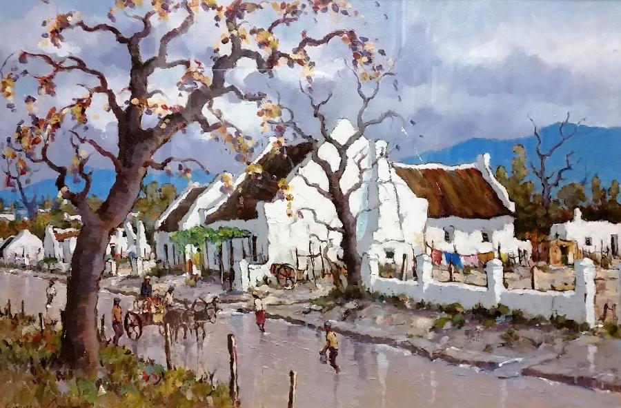 charles-van-der-merwe--white-cottages